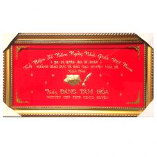 Khánh vàng ngày nhà giáo Việt Nam