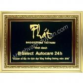 Quà tặng đối tác, Quà tặng tri ân khách hàng tranh vàng 24k