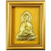 Khánh vàng Tranh Phật Thích Ca